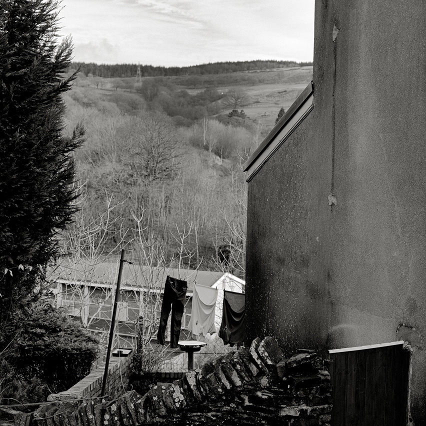 "View on the slack heep of the Lady Windsor Colliery in Ynysybwl, Wales. The Colliery was closed down in 1988. ""The nature had no mercy, and rapidly took back everything"" said Wayne Cadwallader, a former employee."