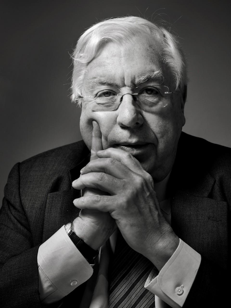 John Kornblum, former ambassador of the United States to Germany