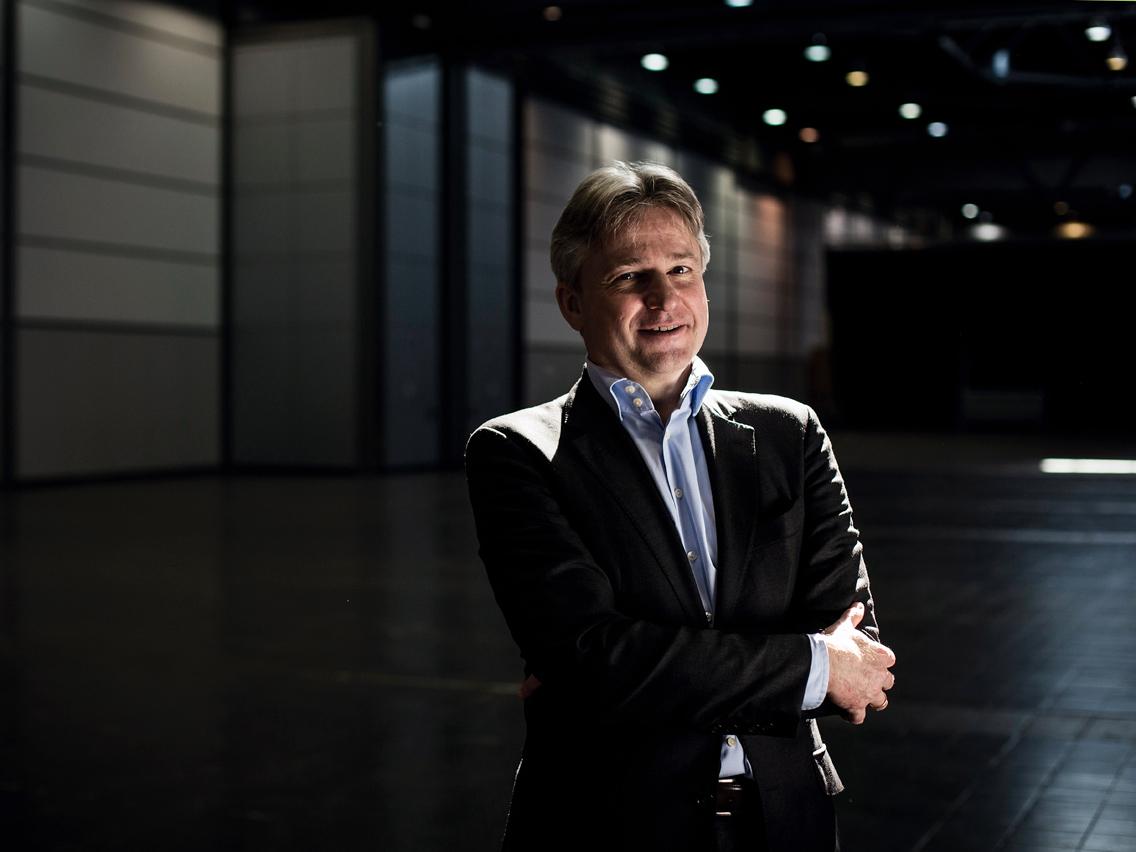Juergen Boos, Director of Frankfurt Book Fair