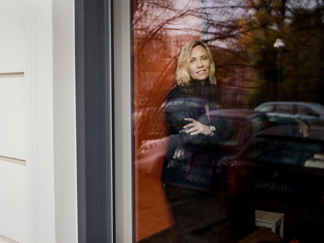 Anna-Maija Mertens, CEO of Transparency International Germany